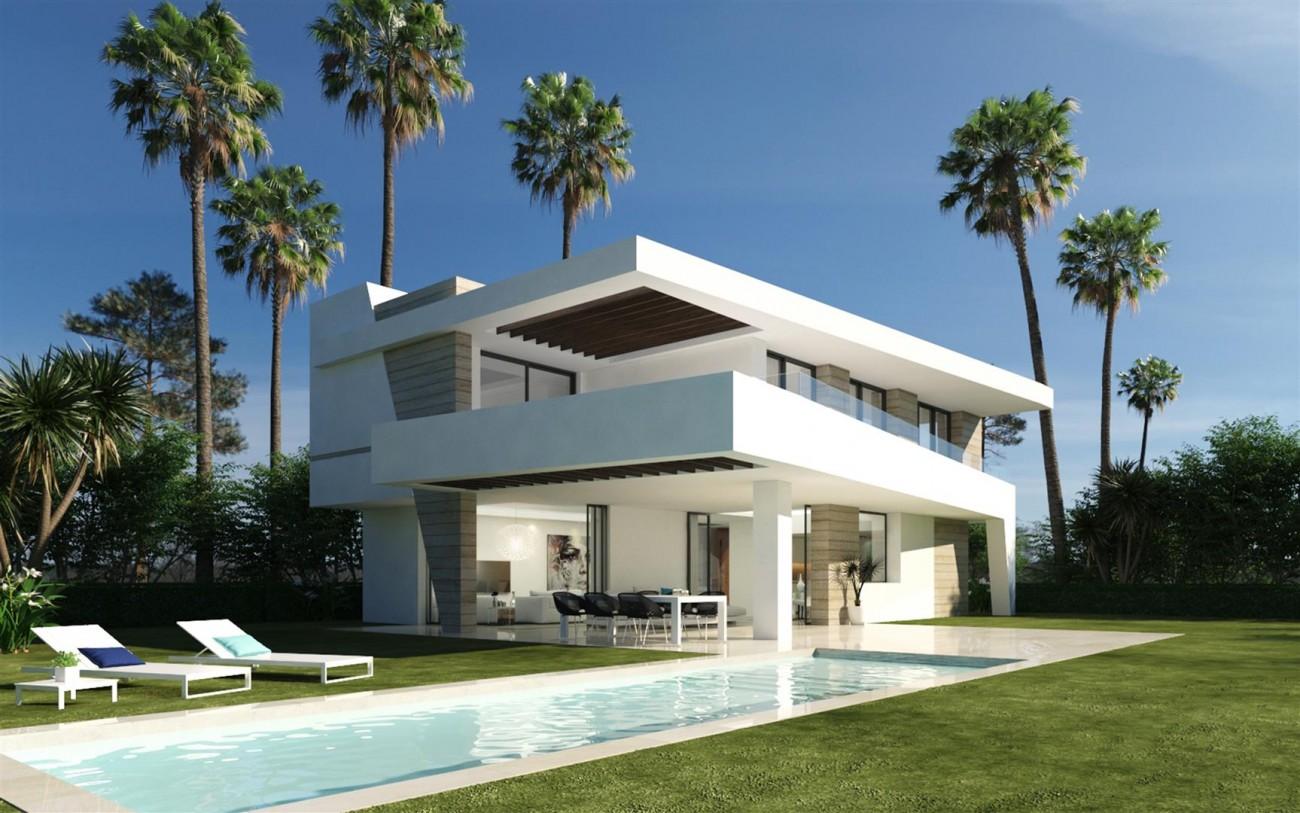 New Contemporary Villas for Sale Estepona Spain (2) (Large)