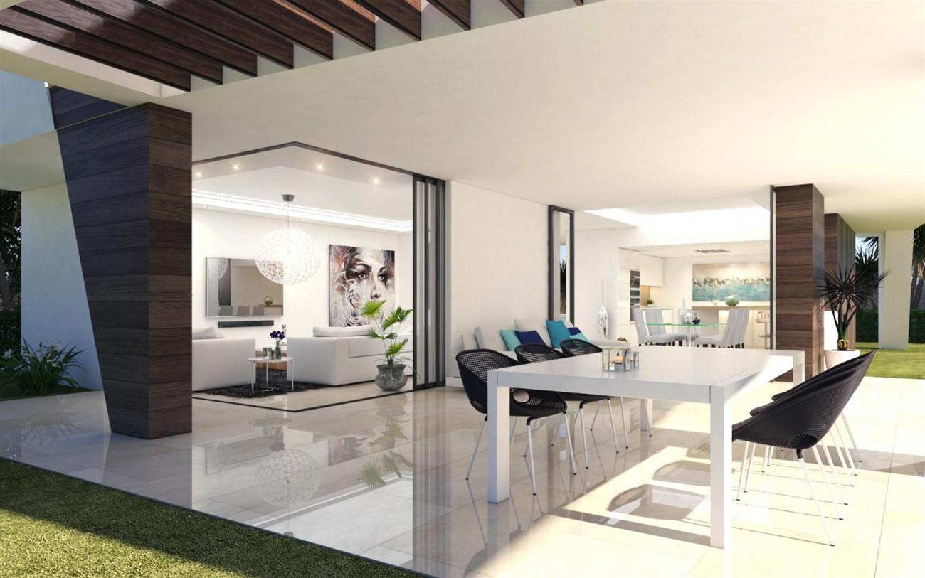 New Contemporary Villas for Sale Estepona Spain (6) (Large)