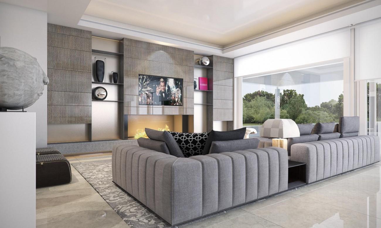 New Contemporary Villa for sale Nueva Andalucia Marbella Spain (4) (Large)