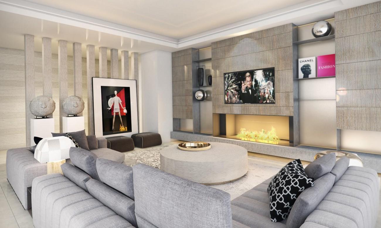 New Contemporary Villa for sale Nueva Andalucia Marbella Spain (5) (Large)