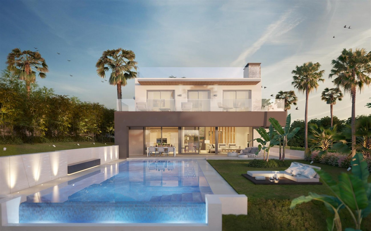 New Contemporary Villa for sale Nueva Andalucia Marbella Spain (12) (Large)