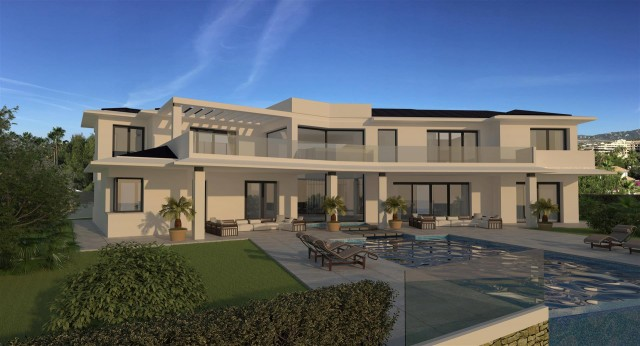 New Development for Sale - 1.600.000€ - Benahavís, Costa del Sol - Ref: 5909