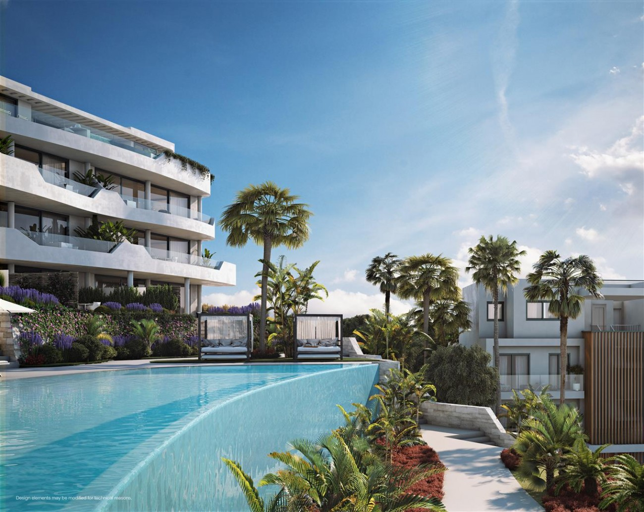 New Luxury Development Apartments for sale Benalmadena Spain (9) (Large)