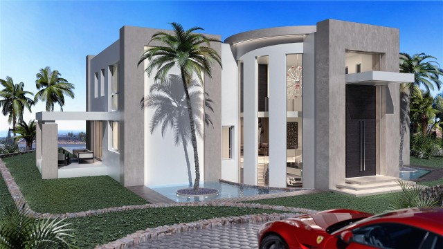 New Development for Sale - 5.750.000€ - Golden Mile, Costa del Sol - Ref: 5922