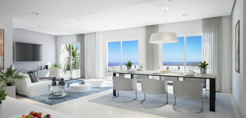 New Development Apartments for sale East Marbella Spain (7) (Large)