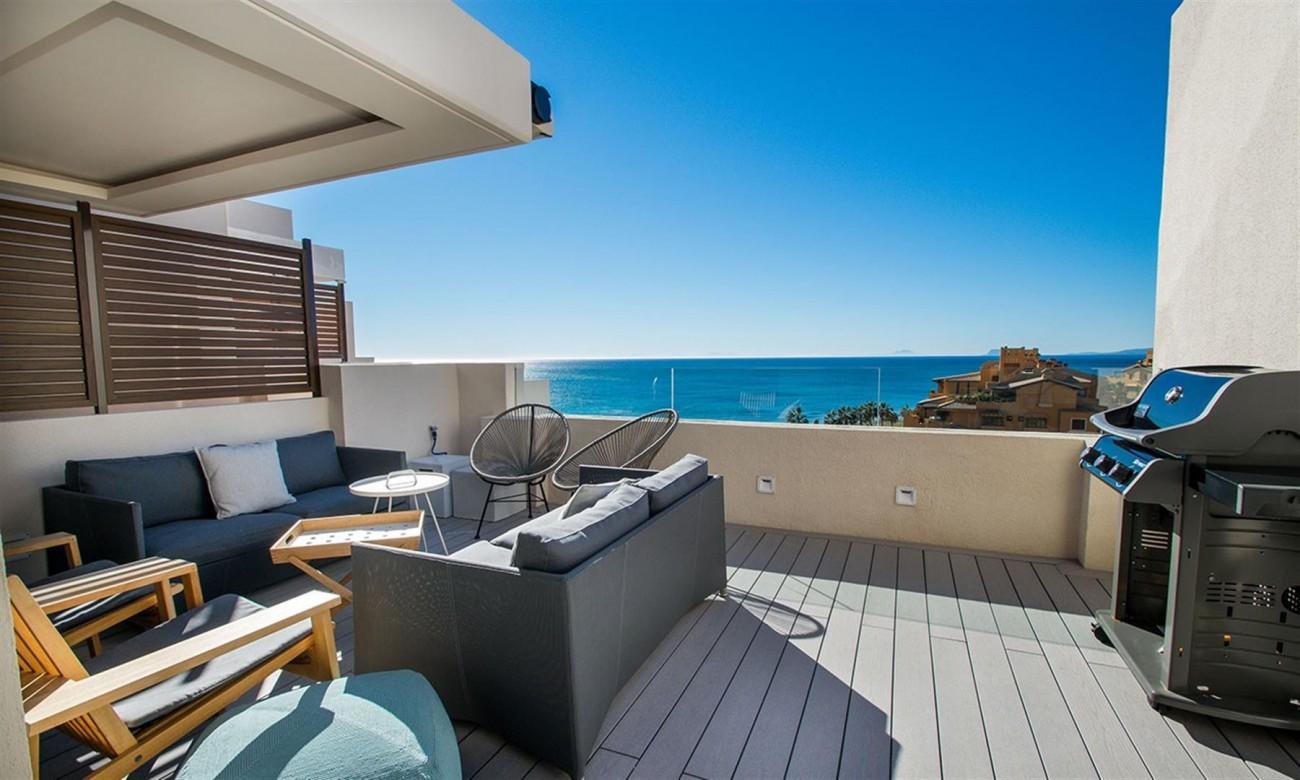 Frontline Beach Duplex Penthouse Estepona Spain (14) (Large)