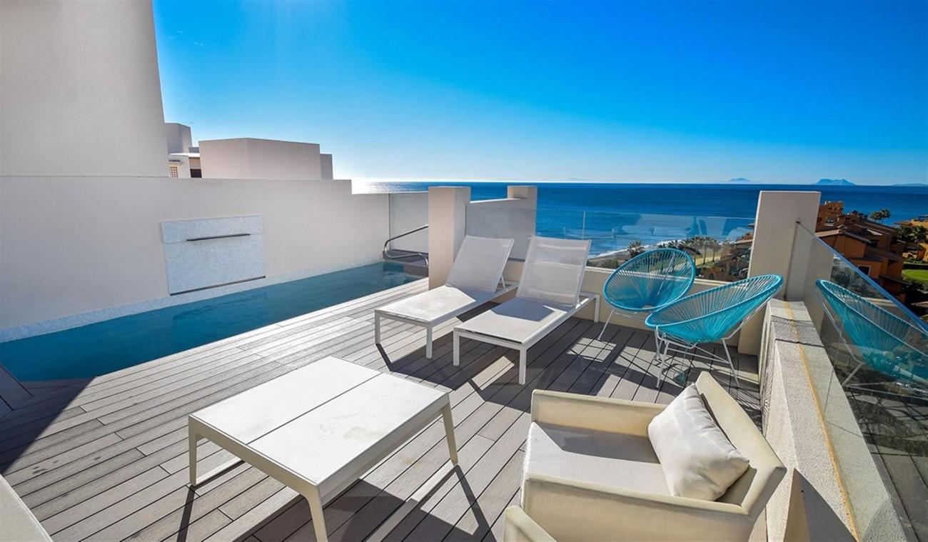 Frontline Beach Duplex Penthouse Estepona Spain (15) (Large)