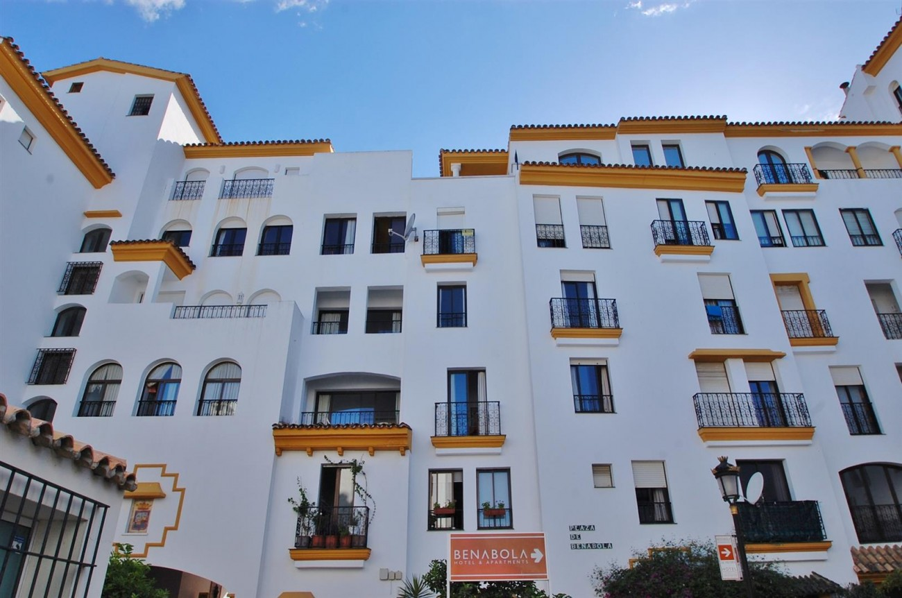 Apartment for rent Benabola Puerto Banus Marbella Spain (8) (Large)