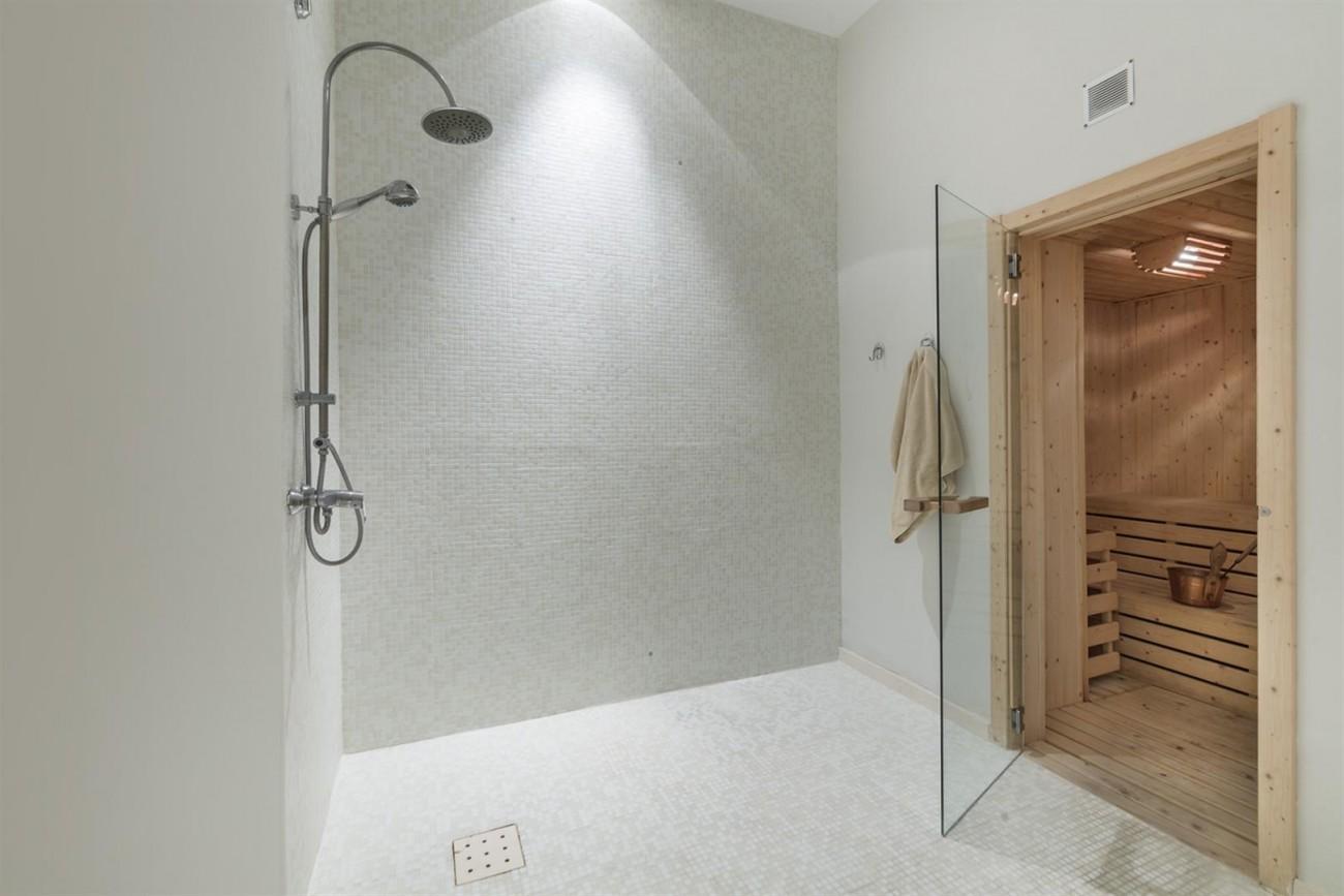 Spa & Inddor Pool Luxury complex Marbella Golden Mile (4) (Large)