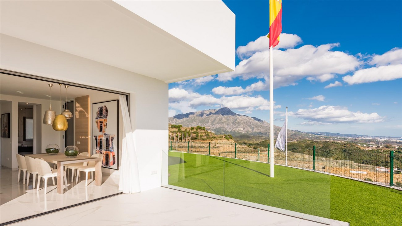 Beautiful Contemporary New Development for sale Benahavis (8) (Large)