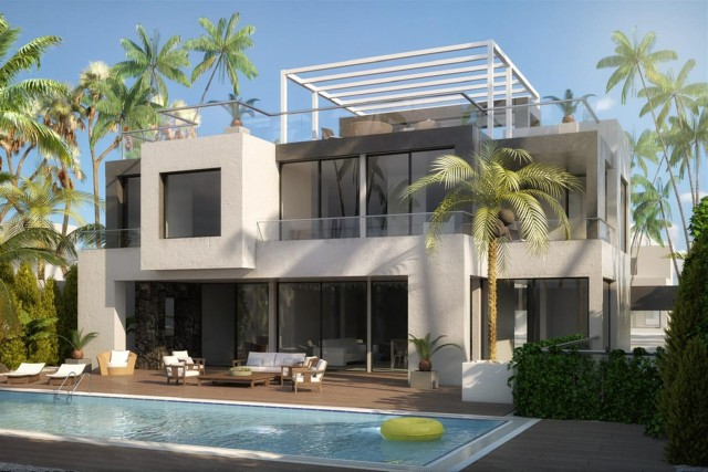 Villa for Sale - 2.900.000€ - Golden Mile, Costa del Sol - Ref: 5934