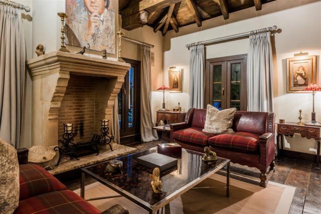 Exclusive Beachfront Villa for sale Marbella East (49) (Large)