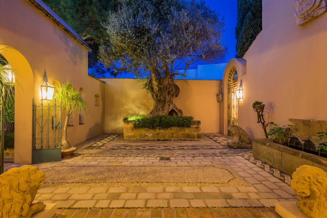 Exclusive Beachfront Villa for sale Marbella East (45) (Large)