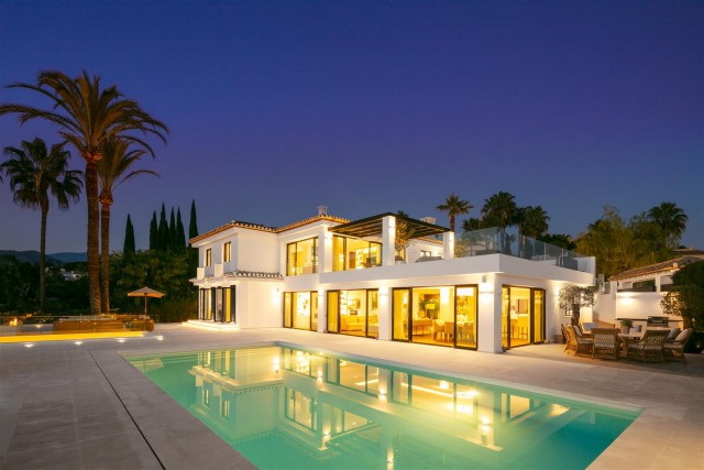 Villa for Sale - 5.495.000€ - Nueva Andalucía, Costa del Sol - Ref: 5949