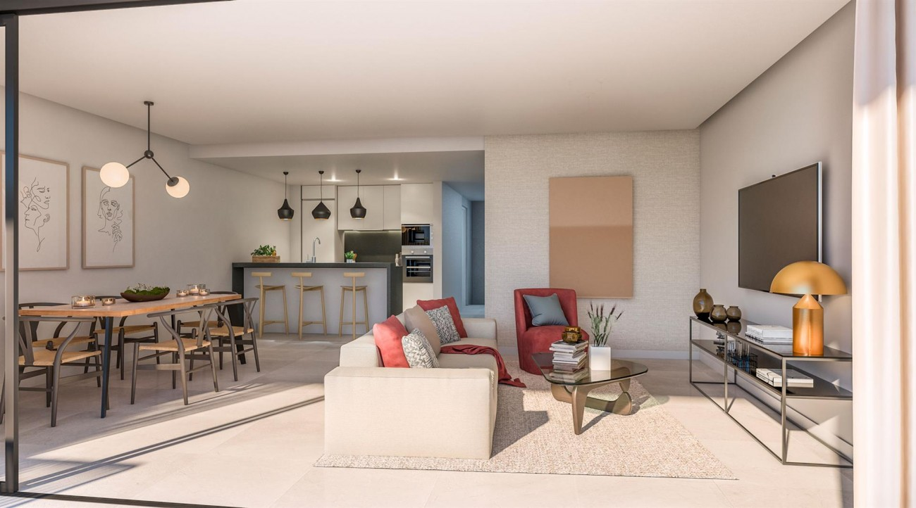 New Contemporary Apartments Marbella East Spain (6) (Large)