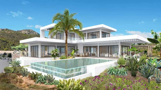 New Development for Sale - 1.795.000€ - Benahavís, Costa del Sol - Ref: 6020