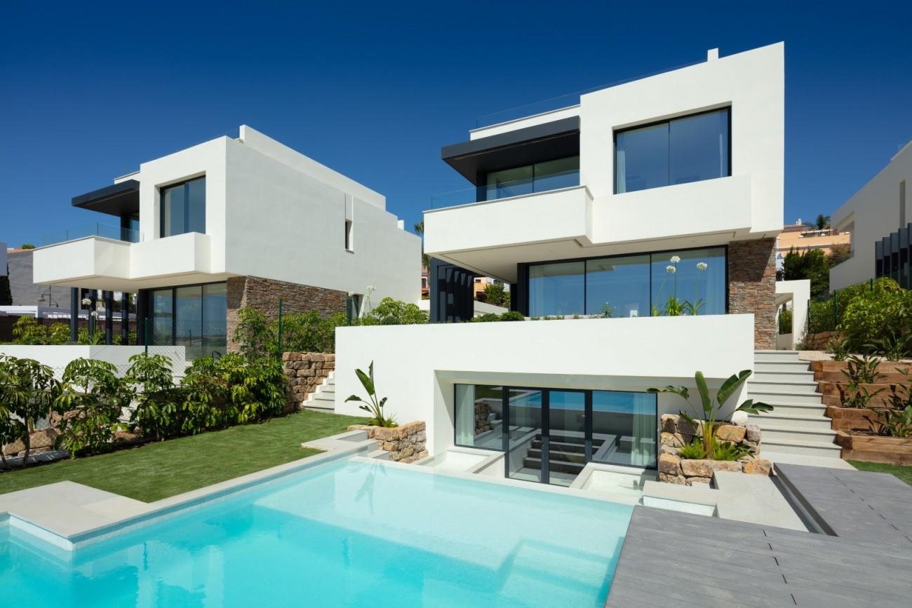 New Contemporary Villas Estepona Spain (13) (Grande)