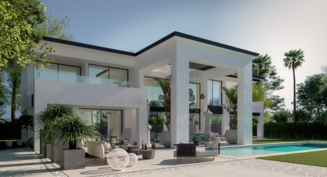 New Development for Sale - 2.385.000€ - San Pedro de Alcántara, Costa del Sol - Ref: 6044