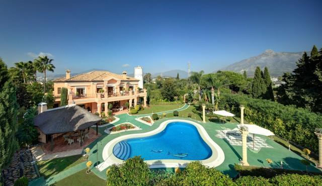 Villa for Sale - 4.500.000€ - Nueva Andalucía, Costa del Sol - Ref: 6059