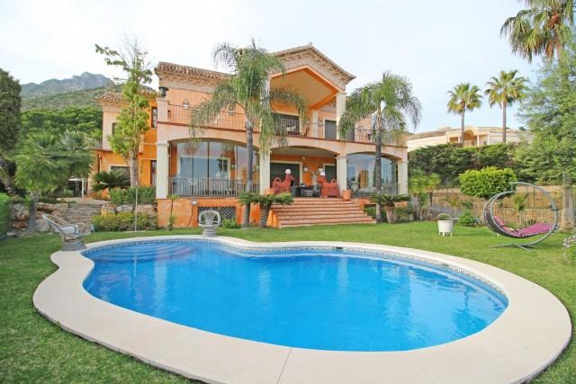 Villa for Sale - 6.500.000€ - Golden Mile, Costa del Sol - Ref: 6061