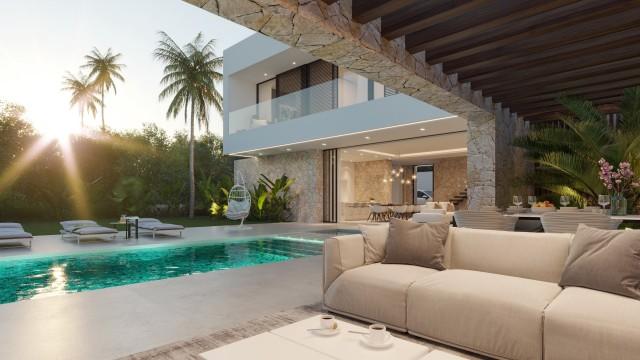 New Development for Sale - 2.495.000€ - Puerto Banús, Costa del Sol - Ref: 6066