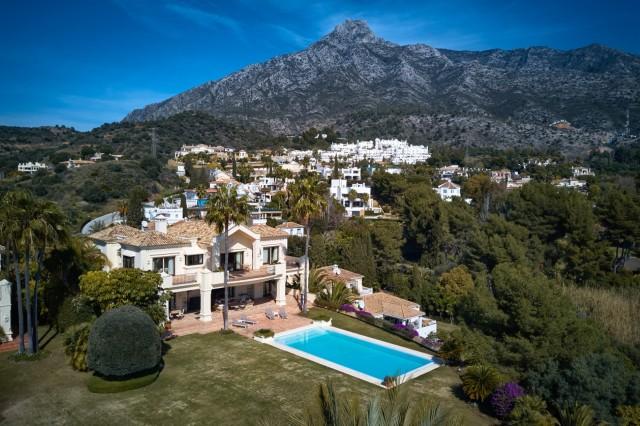 Villa for Sale - 4.900.000€ - Golden Mile, Costa del Sol - Ref: 6071