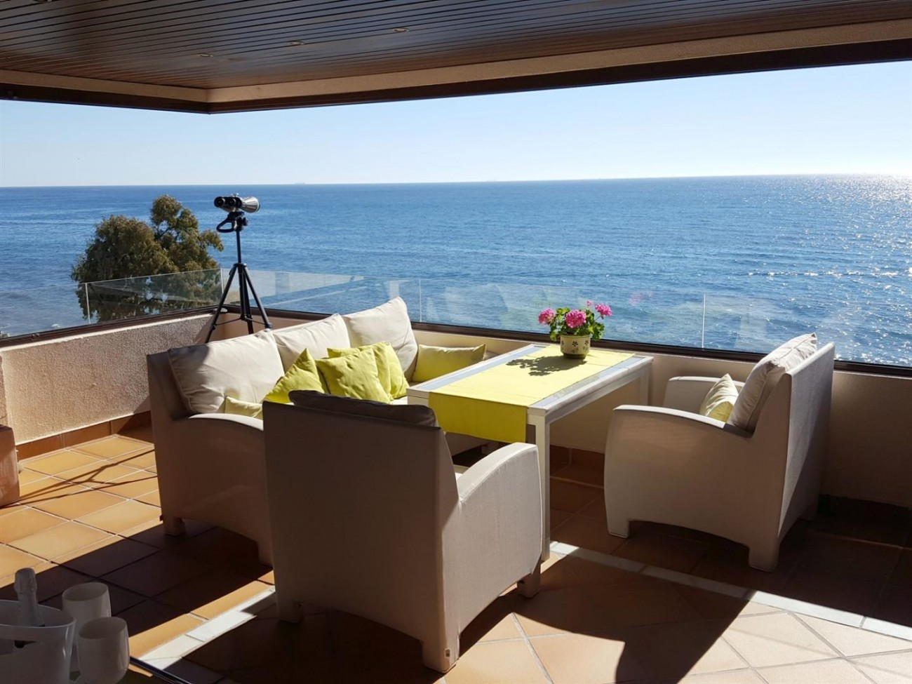 Beachfront Apartment New Golden Mile Spain (2)
