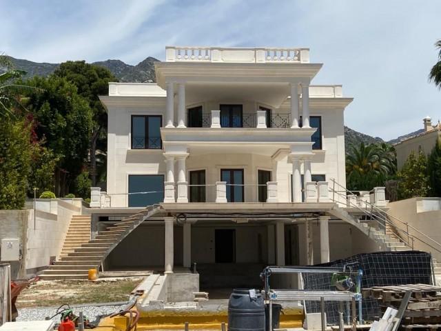 Villa for Sale - 12.000.000€ - Golden Mile, Costa del Sol - Ref: 6073
