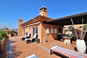 Atico - Penthouse for sale in Golden Mile, Marbella, Málaga, Spain