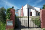 2.Entrance gate