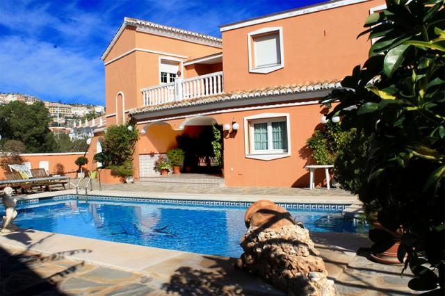 For sale: 7 bedroom house / villa in Benalmadena, Costa del Sol