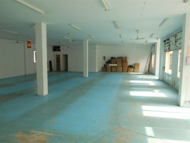 For sale: Commercial property