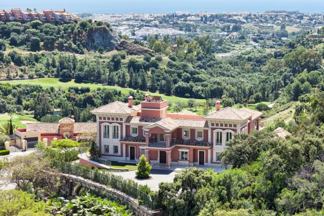 For sale: 9 bedroom house / villa in Benahavis