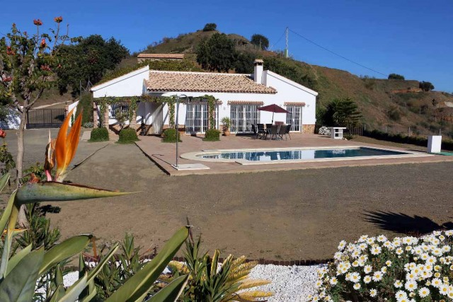 For sale: 3 bedroom finca in Cartama, Costa del Sol