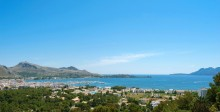 Last townhouse for sale in the Gotmar area of Puerto Pollenca with 3 shared swimming pools