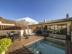 Beautiful renovated semi-detached house in Pollensa´s most exclusive location.