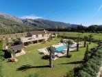 For sale in Mallorca New luxury country house in the beautiful landscaped countryside of Pollensa.