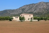 "Exclusive property in the superb country side of ""Vall de Ca´n Aixartell "" in the outskirts of Pollensa town"