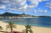 Luxurious apartment in front of the beach of Puerto de Pollensa