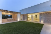 Magnificent modern villa in Pollenca with infinity pool and a sundeck for sale