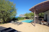 Frontline property in Cala San Vicente