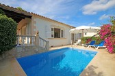 Fantastic detached villa in Cala San Vicente