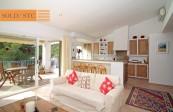 Spacious three bedroom top floor apartment situated near the sandy beach of Puerto de Pollensa