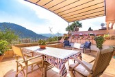 """Fantastic & spacious townhouse with unbeatable views situated in the """"Calvario"""" steps in Pollensa old town."""
