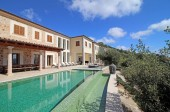 Beautiful villa situated in the luxury residential area of Golf Pollensa