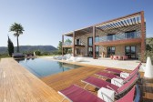 Fantastic country house situated in an elevated area on the outskirts of the village of Pollensa with the most incredible.