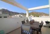 Modern penthouse with comunal pool right in the centre of Puerto Pollensa