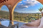 Private Villa with private pool and sea views (86)