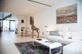 Modern and recently built townhouse in the center Sa Pobla.