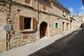 Renovation project for a townhouse with beautiful stone facade